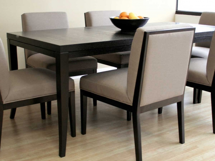Cassandra Wenge Dining Table