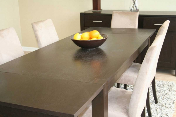 Tessa Wenge Dining Table
