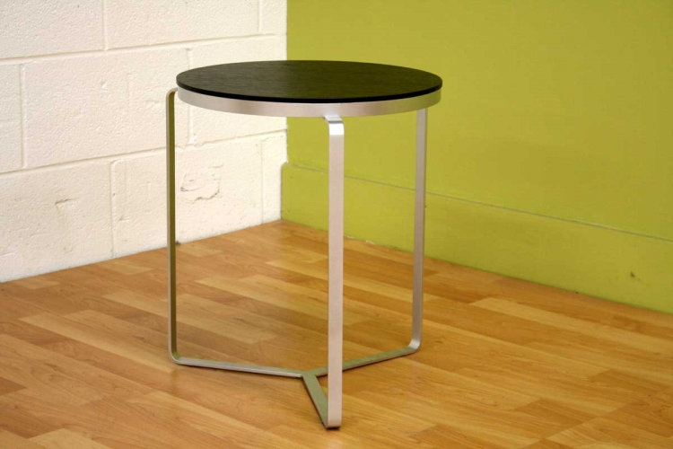 Cyma Round Side Table - Wholesale Interiors