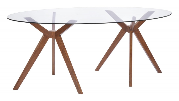 Buena Vista Dining Table - Walnut