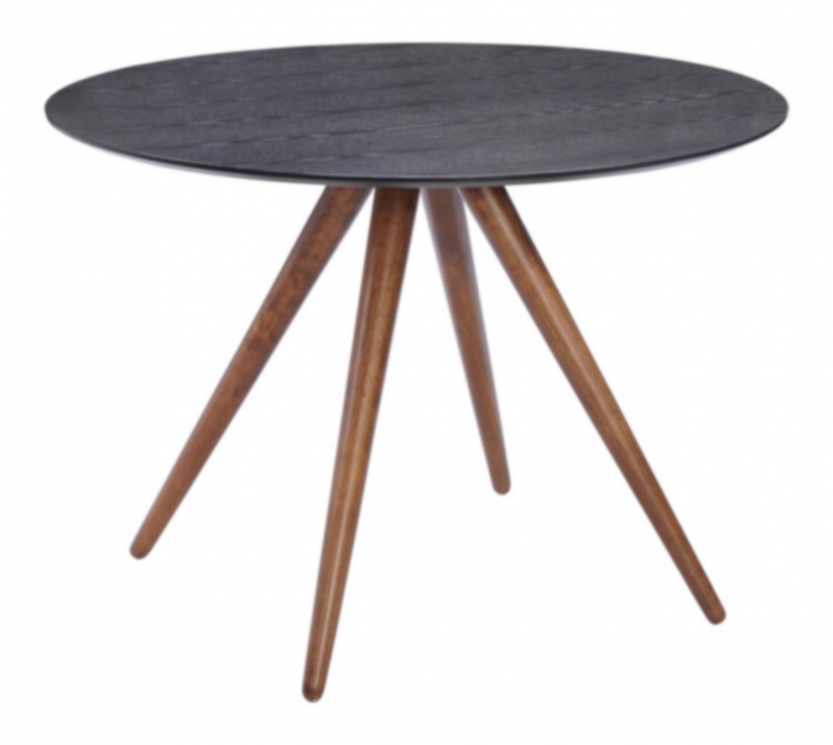 Grapeland Heights Dining Table - Walnut/Black