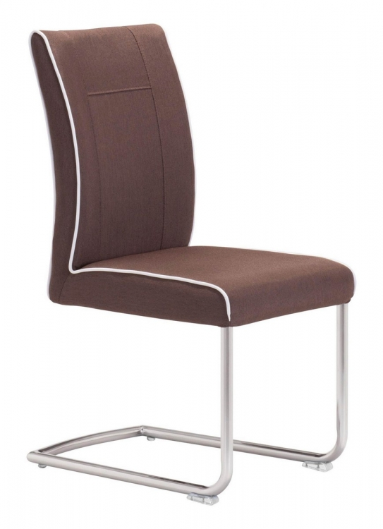 Rome Dining Chair - Brown
