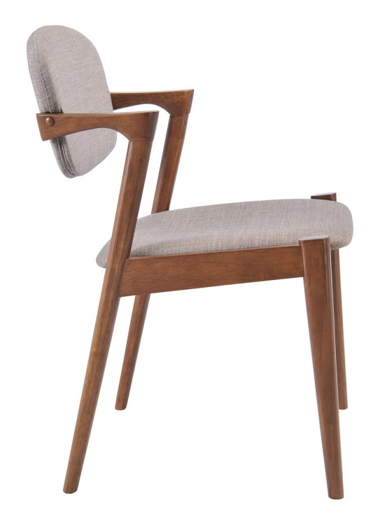 Brickell Dining Chair - Dove Gray