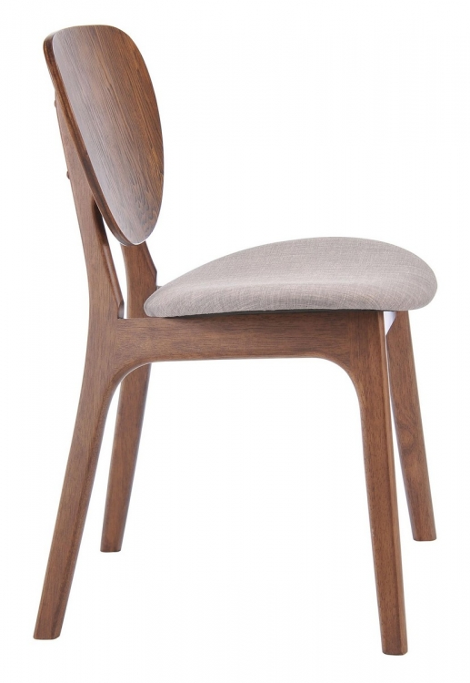Overton Dining Chair - Dove Gray