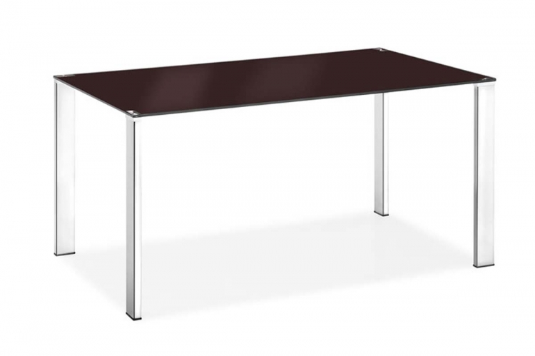 Slim Dining Table - Espresso - Zuo Modern