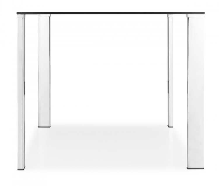 Slim Dining Table - White - Zuo Mod