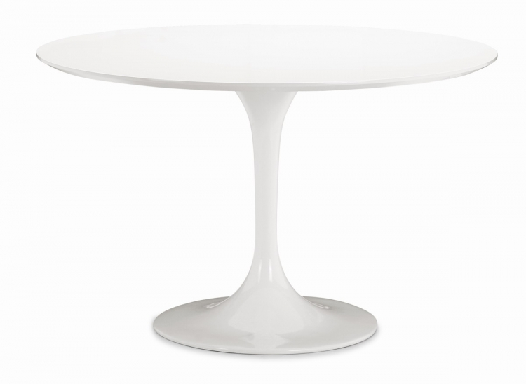 Wilco Table - White - Zuo Modern
