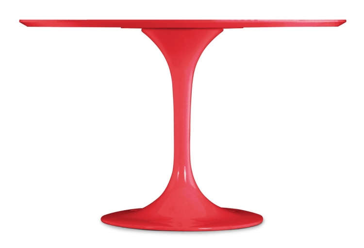 Wilco Table - Red - Zuo Modern