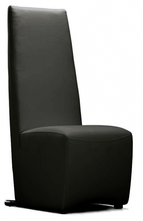 Allusion Dining Chair - Black