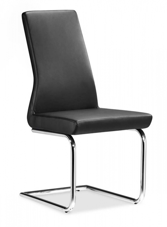 Sail Dining Chair - Black - Zuo Modern