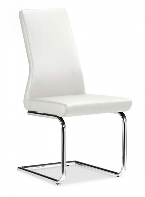 Sail Dining Chair - White - Zuo Modern