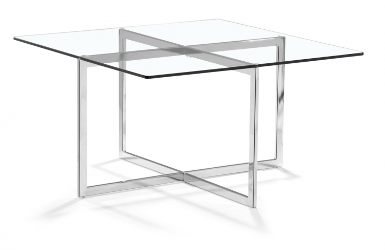 Botero Coffee Table with Nesting Stool - Zuo Modern