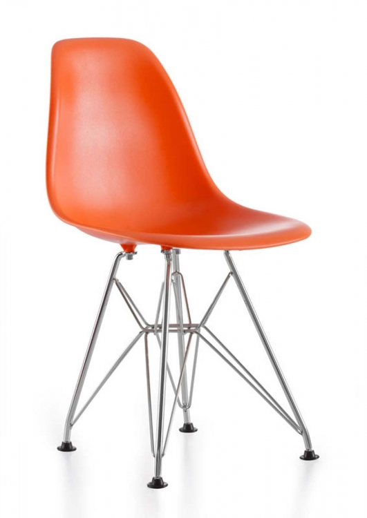 Baby Spire Chair - Orange - Zuo Modern