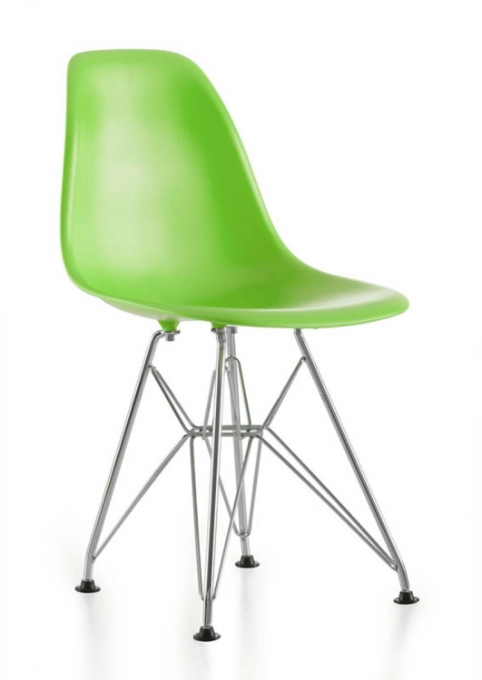 Baby Spire Chair - Green - Zuo Modern