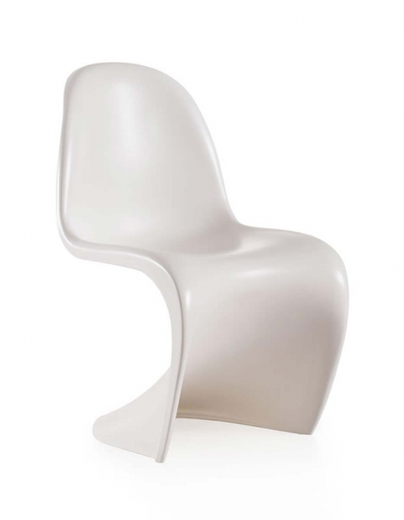 Baby S Chair - White - Zuo Modern