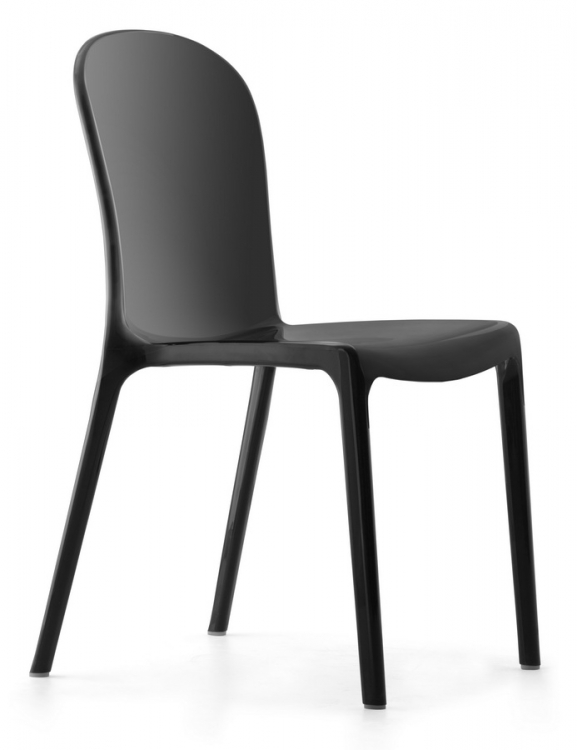 Gumdrop Chair - Black - Zuo Modern