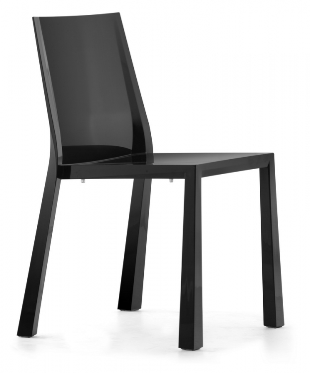 Popsicle Chair - Black - Zuo Modern