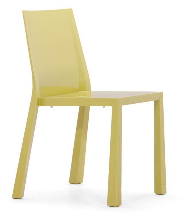 Popsicle Chair - Green