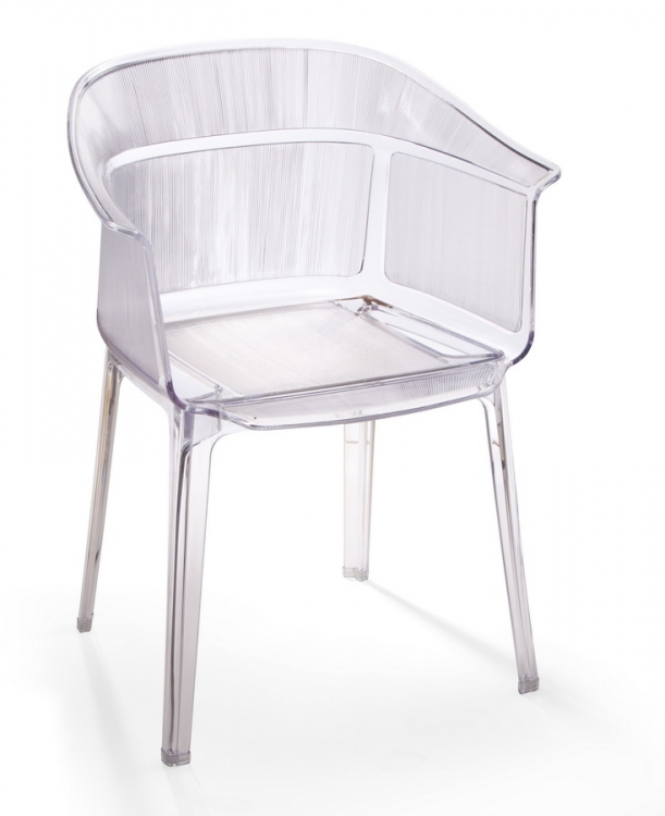 Allsorts Chair - Transparent - Zuo Modern