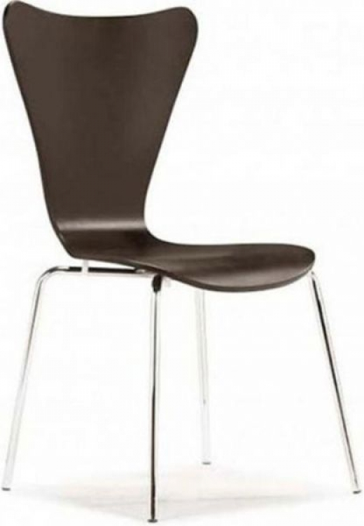 Taffy Dining Chair - Wenge - Zuo Modern