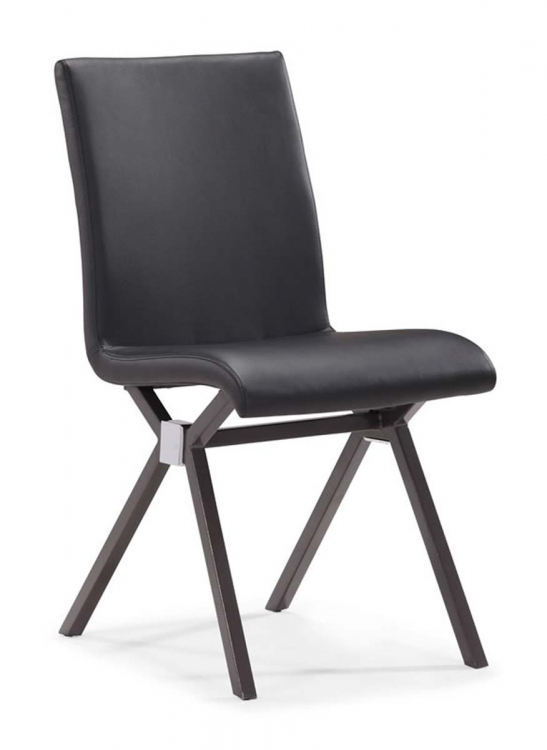Xert Dining Chair - Gray - Zuo Modern