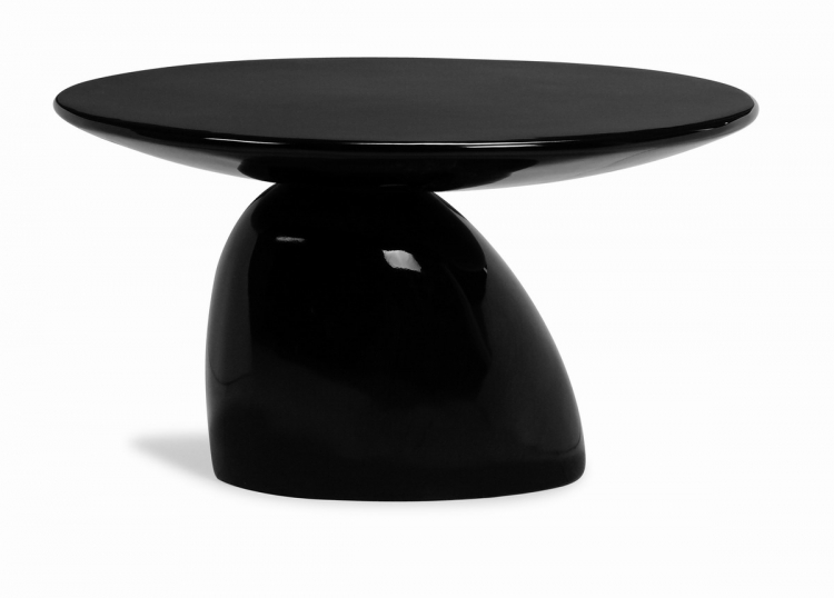Bolo Table - Black - Zuo Modern