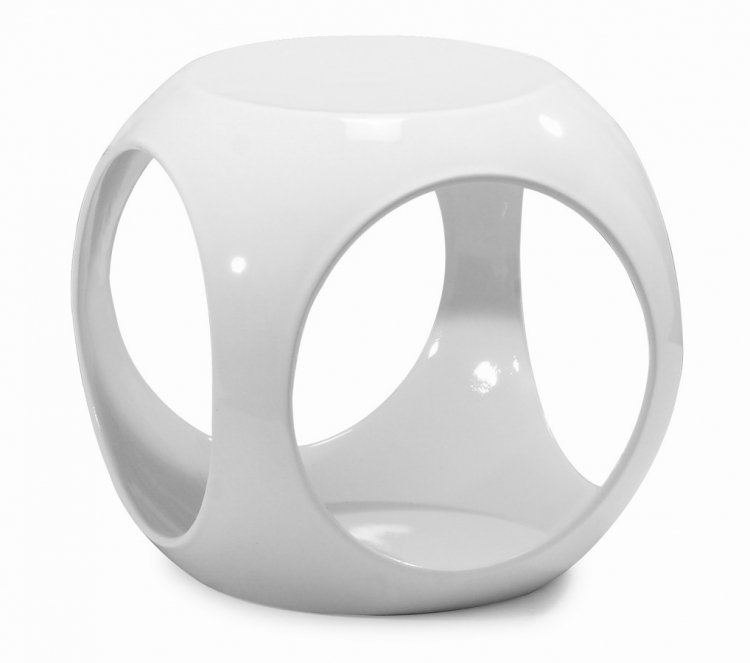 Pick Pocket Ball - White - Zuo Modern