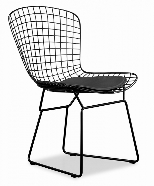 Wire Chair - Black