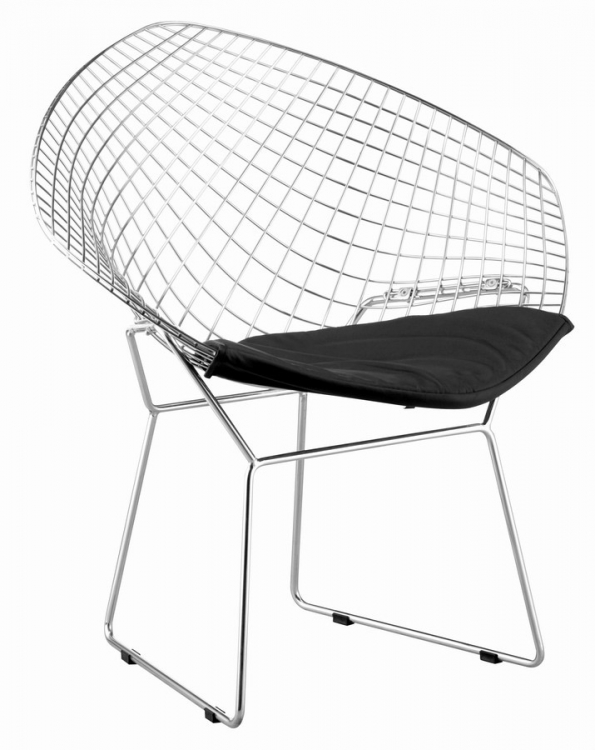 Net Chair - Black - Zuo Modern