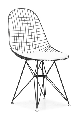Mesh Chair - Black - Zuo Modern