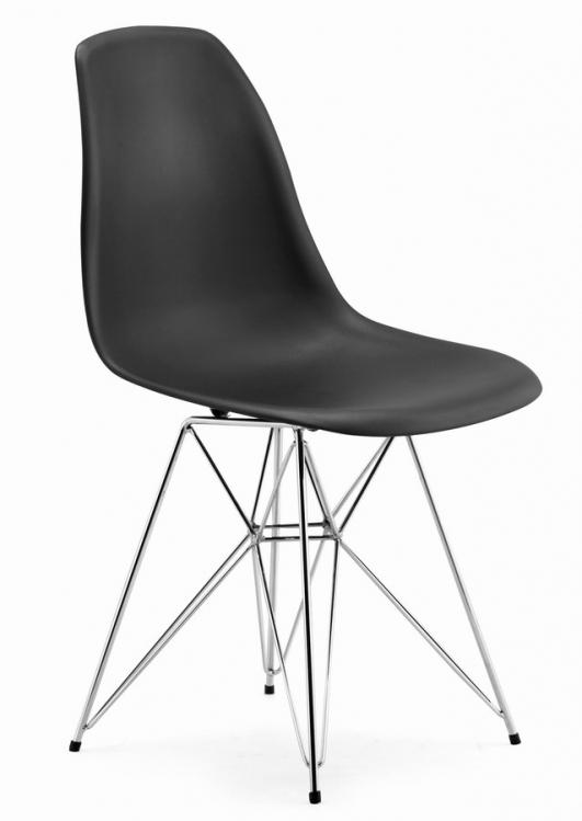 Spire Dining Chair - Black - Zuo Modern