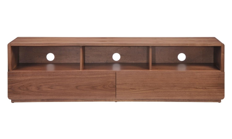 Park West TV Stand - Walnut