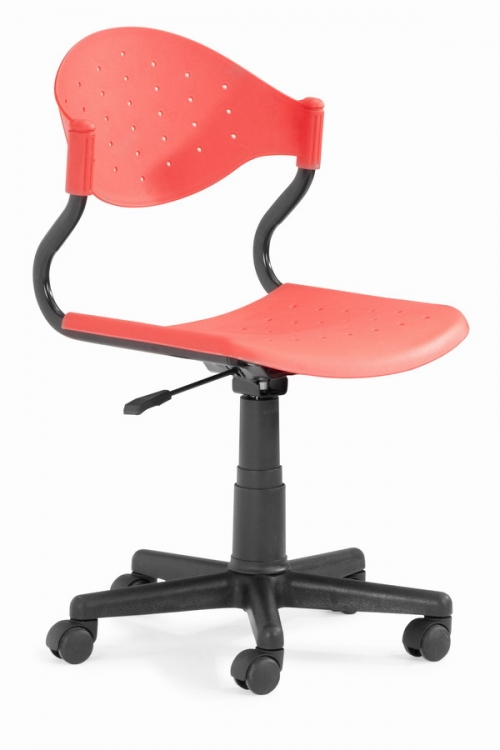 Sarge Office Chair - Red