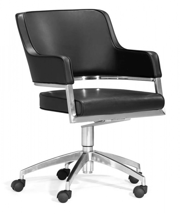 Performance Office Chair - Black - Zuo Modern