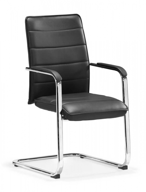 Enterprise Conference Chair - Black - Zuo Modern