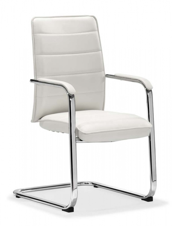 Enterprise Conference Chair - White