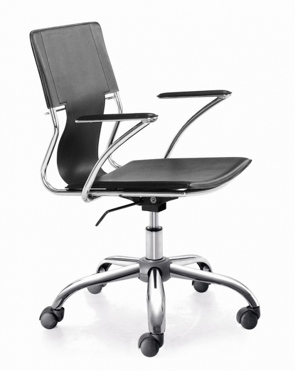 Trafico Office Chair - Black