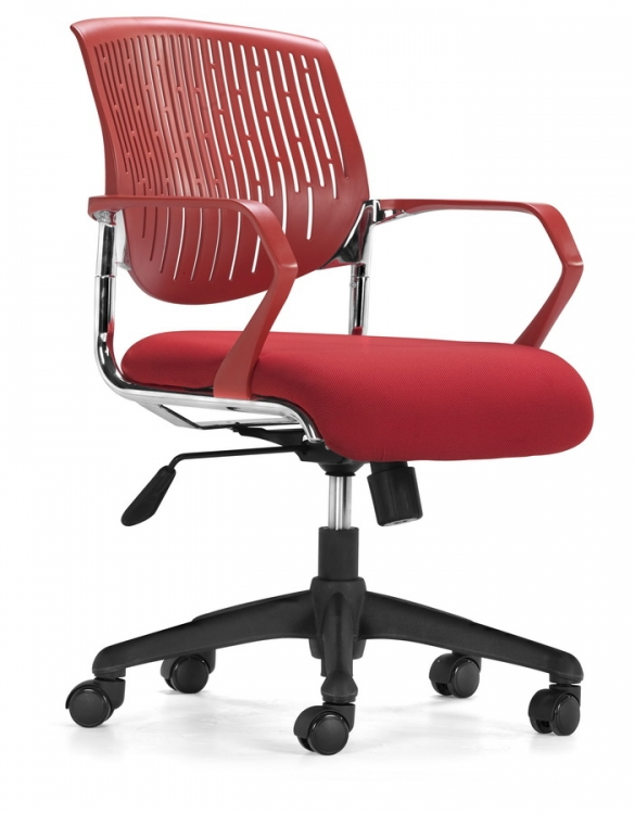 Synergy Office Chair - Red