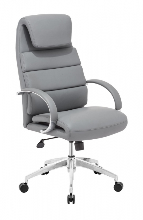 Lider Comfort Office Chair - Gray