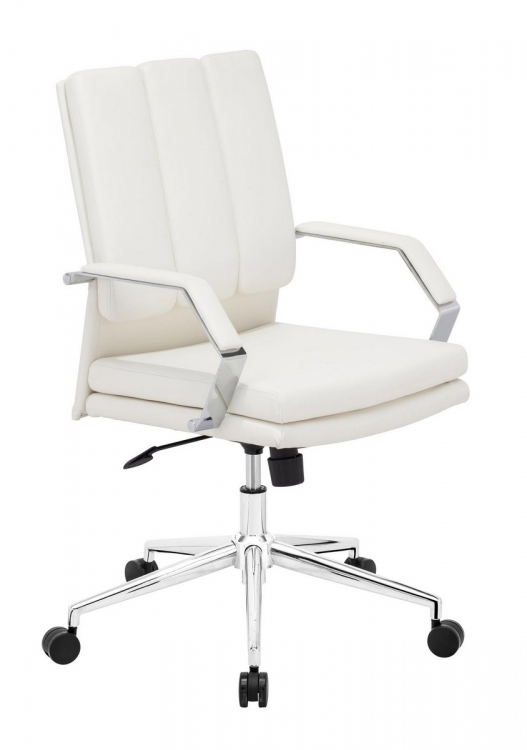 Director Pro Office Chair - White