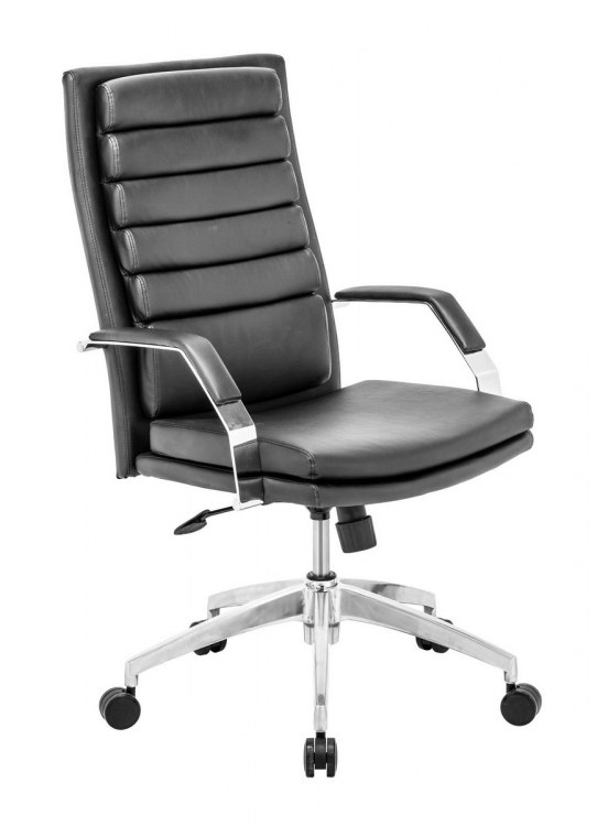 Director Comfort Office Chair - Black