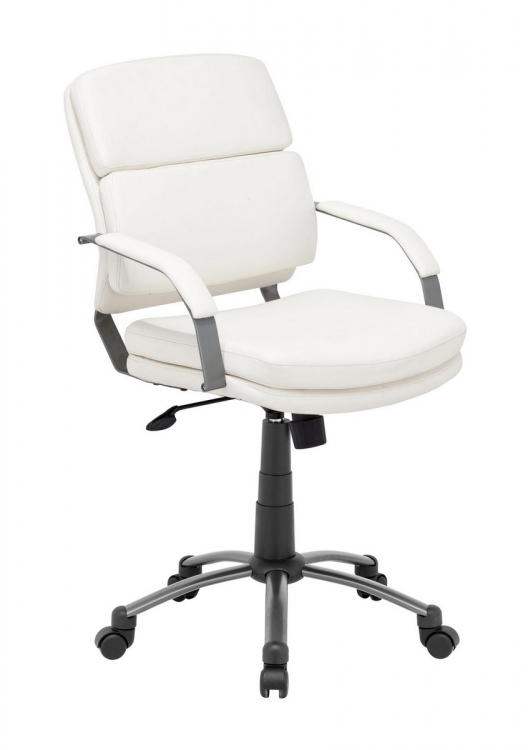 Director Relax Office Chair - White