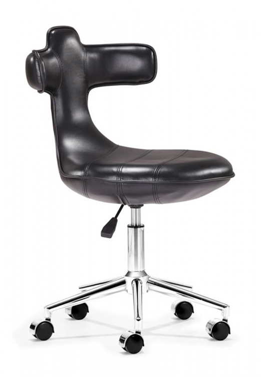 Cozy Office Chair - Black - Zuo Modern