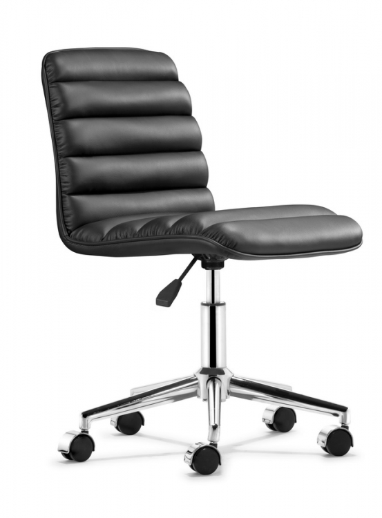 Admire Office Chair - Black - Zuo Modern