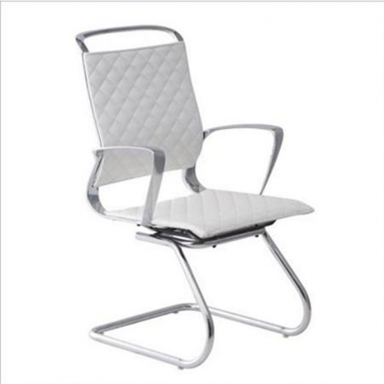 Jackson Conference Chair - White - Zuo Modern