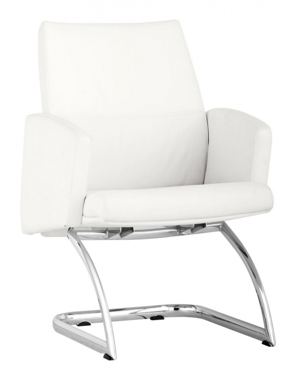 Chieftain Conference Chair - White