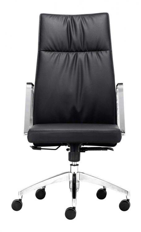 Dean High Back Office Chair - Black