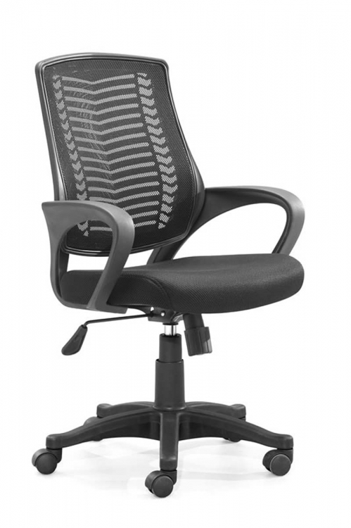 Truth Office Chair - Black - Zuo Modern