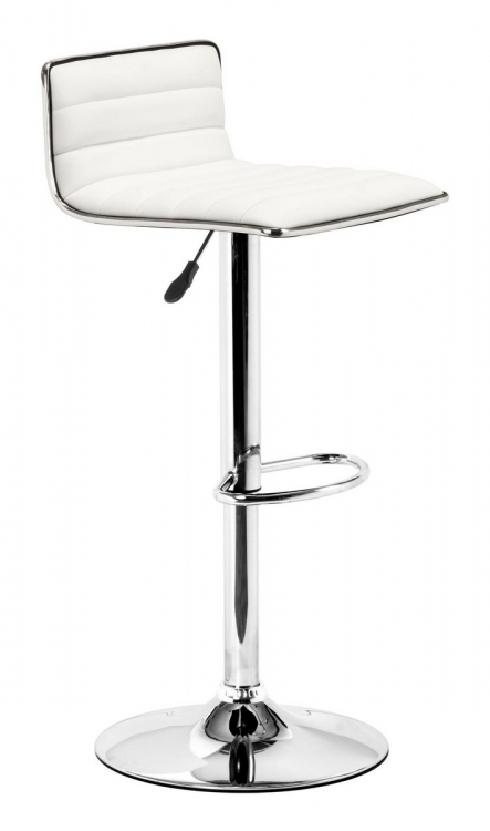 Equation Bar Chair - White