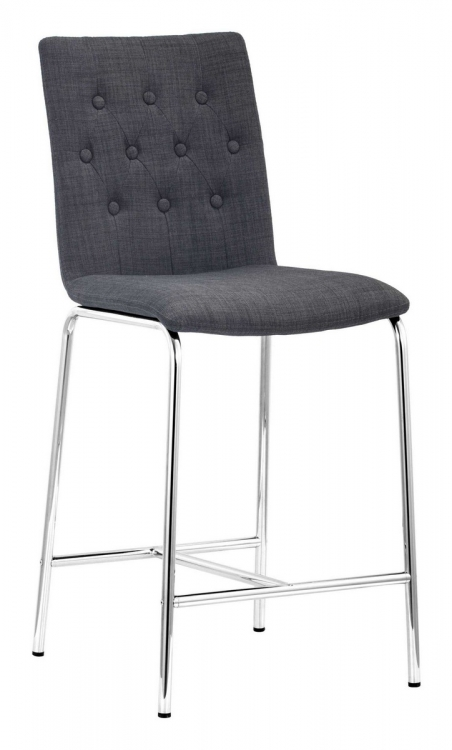Uppsala Counter Chair - Graphite